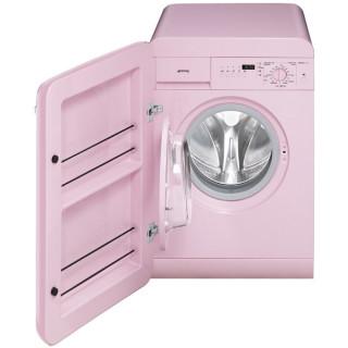 SMEG wasmachine roze LBB14PK-2