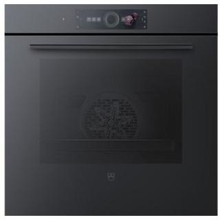 V-ZUG oven inbouw Combair V4000 60P zwart glas