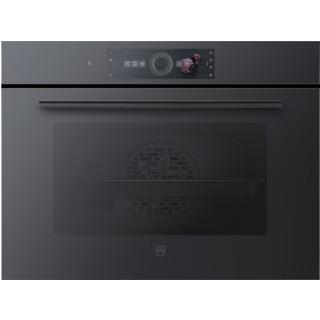 V-ZUG oven inbouw Combair V6000 45P zwart glas