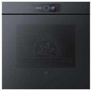 V-ZUG oven inbouw Combair V6000 60 AutoDoor zwart glas