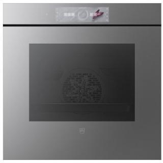 V-ZUG oven inbouw Combair V6000 60P AutoDoor platinum