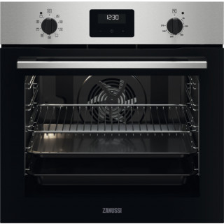 ZANUSSI oven inbouw rvs ZOHED3X1