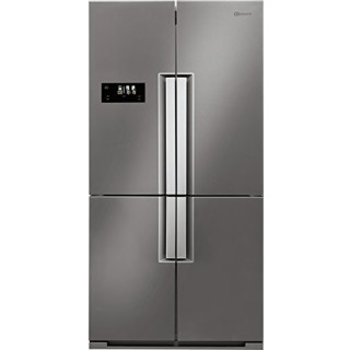 BAUKNECHT koelkast rvs KSN4T/A+ IN