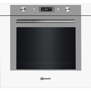 BAUKNECHT oven inbouw wit BLVES8100EW