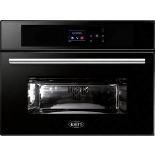 BORETTI oven inbouw zwart BPON45ZWGL