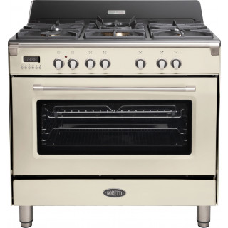 BORETTI fornuis oud-wit CFBG901OW
