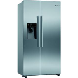 BOSCH side-by-side koelkast rvs KAD93VIFP