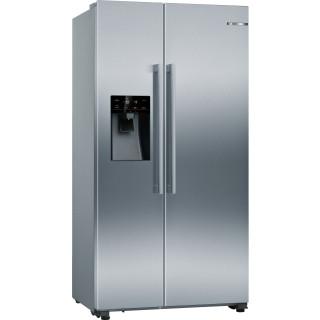 BOSCH side-by-side koelkast rvs KAI93VIFP