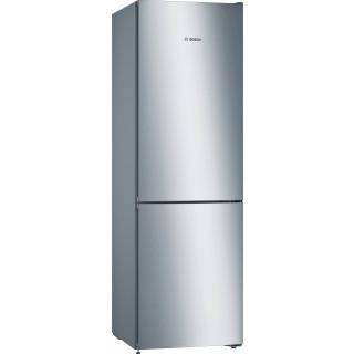 BOSCH koelkast rvs KGN36VIEB
