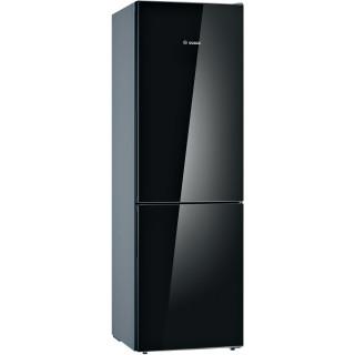 BOSCH koelkast zwart KGV36VBEAS