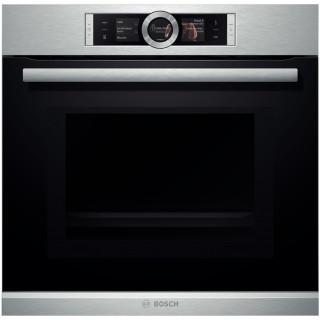 BOSCH oven met magnetron HMG636NS1