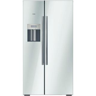 BOSCH koelkast side-by-side wit KAD62S21