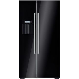 BOSCH koelkast side-by-side zwart KAD62S51