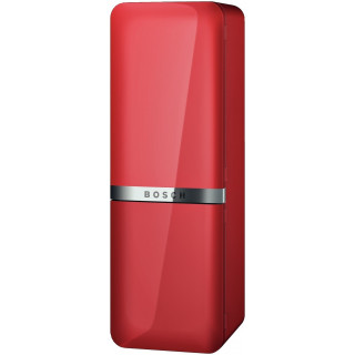 BOSCH koelkast rood KCE40AR40