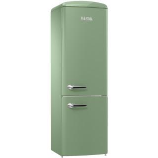 ETNA koelkast groen KVV594GRO