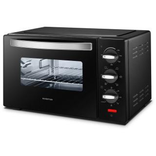 INVENTUM oven vrijstaand zwart OV207B