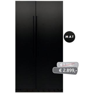 ioMabe koelkast mat-zwart ORGS2DBF 3BM-BH