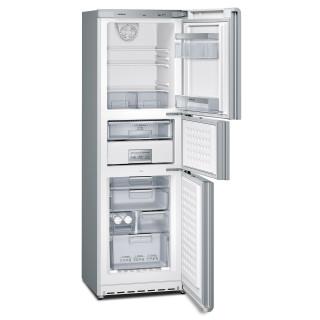 SIEMENS koelkast rvs-look KG38QAL30