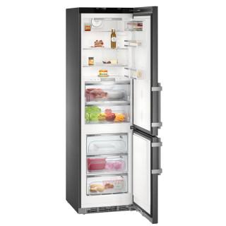 LIEBHERR koelkast blacksteel CBNbs4878-21