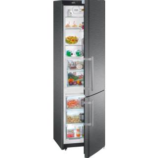 LIEBHERR koelkast blacksteel CBNPbs3756-20