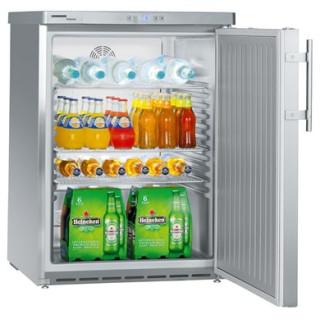 LIEBHERR koelkast professioneel onderbouw rvs FKUv1660-22