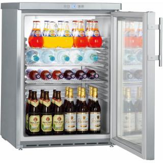 LIEBHERR koelkast professioneel onderbouw rvs FKUv1663-22