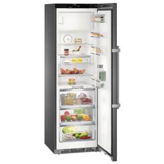 LIEBHERR koelkast blacksteel KBbs4374-21