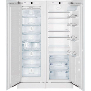 LIEBHERR koelkast side-by-side inbouw SBS70I4-20