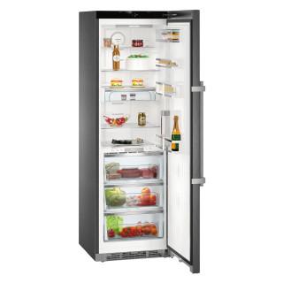 LIEBHERR koelkast blacksteel SKBbs4370-21