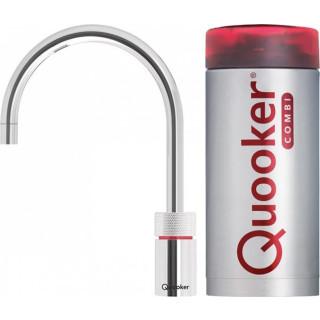 QUOOKER kokend water kraan COMBI+ Nordic Round single tap