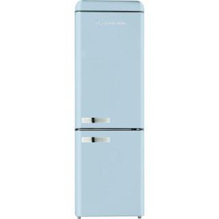 SCHAUB LORENZ koelkast blauw DBF19060L-8144