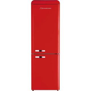 SCHAUB LORENZ koelkast rood DBF19060F-8120