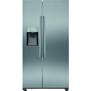 SIEMENS side-by-side koelkast rvs KA93DVIFP