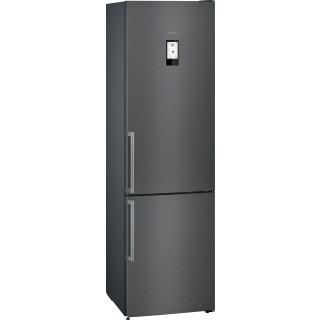 SIEMENS koelkast blacksteel KG39NHXEP