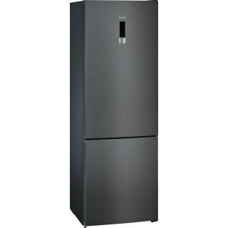 SIEMENS koelkast blacksteel KG49NXXEA