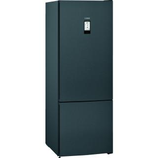 SIEMENS koelkast blacksteel KG56FPXDA
