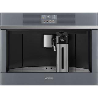 SMEG koffiemachine inbouw zilver CMS4104S
