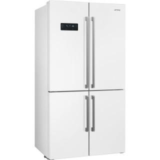 SMEG side-by-side koelkast wit FQ60BDF
