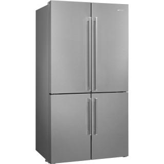SMEG side-by-side koelkast rvs FQ60XF