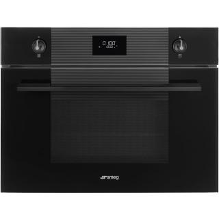 SMEG oven met magnetron inbouw SF4101MCNO