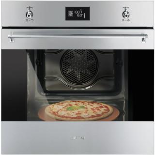 SMEG oven inbouw met pizza functie SF6390XPZE