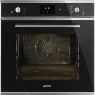 SMEG oven inbouw zwart SF6400TVN
