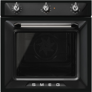SMEG oven inbouw zwart SF6905N1