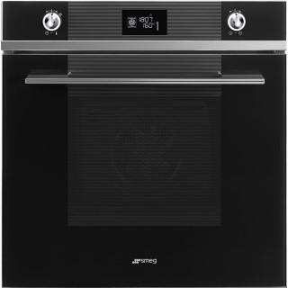 SMEG oven inbouw zwart SFP6102TVN