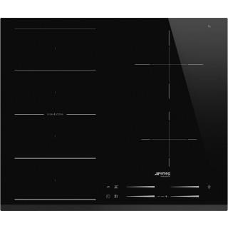 SMEG kookplaat inductie inbouw SI1F7645B