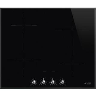 SMEG kookplaat inductie inbouw SI364BM