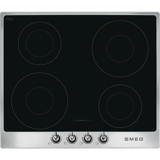 SMEG kookplaat inductie rvs SI964XM