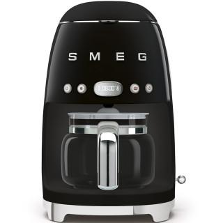 SMEG koffiemachine zwart DCF02BLEU