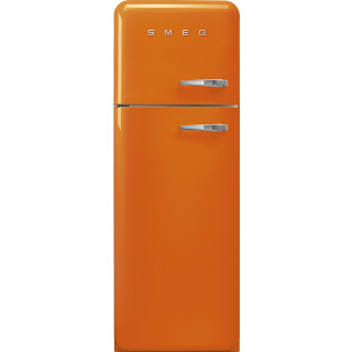 SMEG koelkast oranje FAB30LOR5