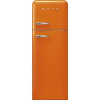 SMEG koelkast oranje FAB30ROR5